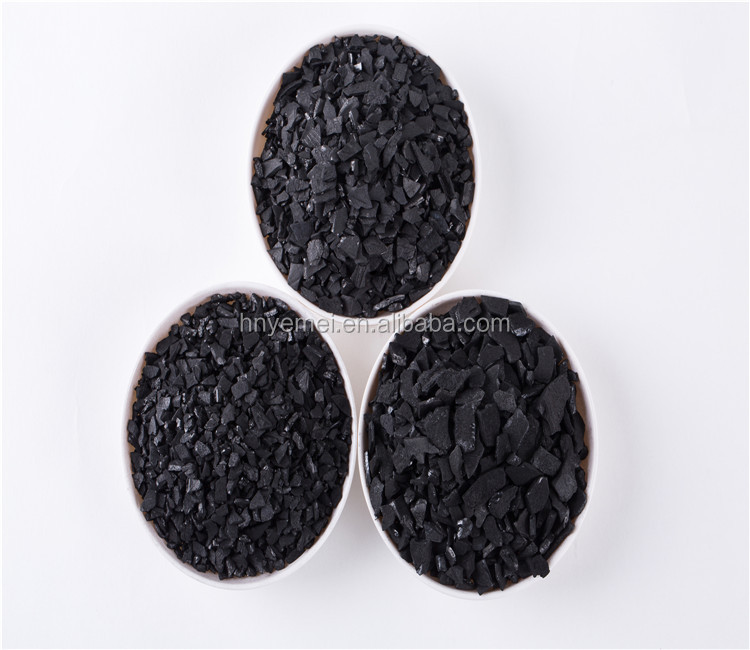 Superior Quality 1000 Iodine coconut shell based granular activated carbon price for water treatment