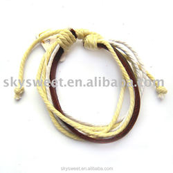Leather Bracelet bracelet Wholesale ,Fashion Bracelet(SWTBR102)