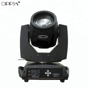 China Disco Gobo 230w Sharpy 7r Beam Spot Moving Head Light