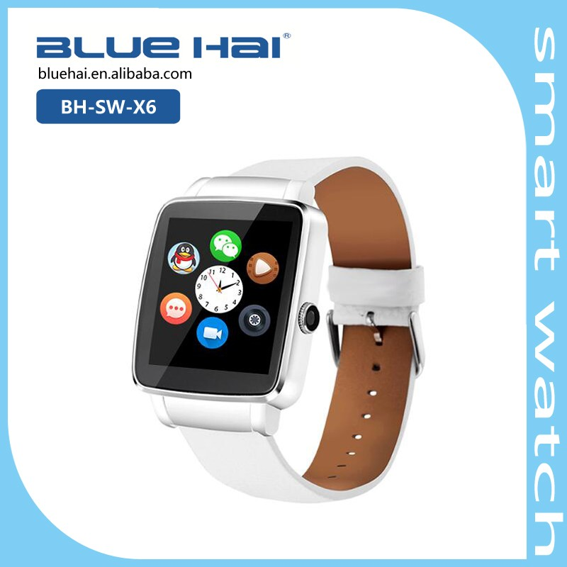 Popular Android Wear Smart Watch Support Pedometer SMS Smart Pocket Watch