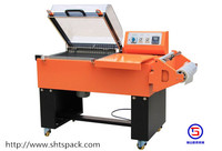 shanghai JLS -5540 automatic 2 in 1 shrink and sealer machine