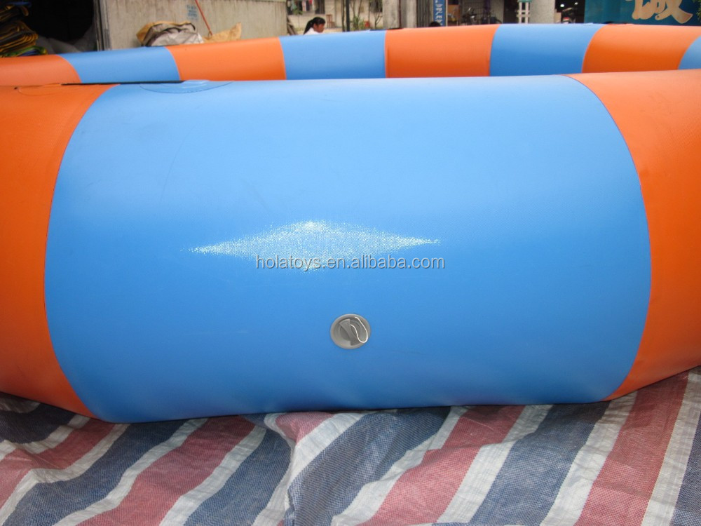 HOLA inflatable ball pool/inflatable swlmming pool