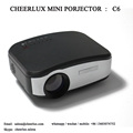 home theater projector 1200 lumens led lcd hd wholesale factory price