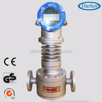 DH900 high temperature oval gear meter