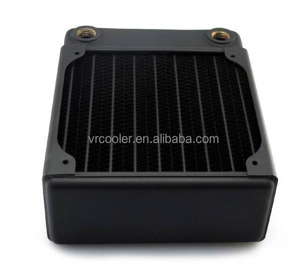 Top grade water cooling radiator for liquid-cooled LED light system