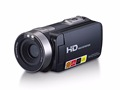 3 inch LCD screen black mini hd camera 301S