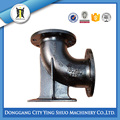CUSTOM CAST IRON FLANGED FITTINGS