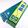 Wholesale Promotional Cheap Fan Scarf Football