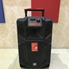 High end series outdoor portable trolley speaker