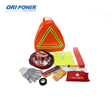 OP manufacture CE FDA ISO approved auto travel motorcycle bicycle emergency tool kit for car