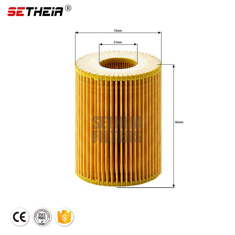Oil <strong>filter</strong> for <strong>HONDA</strong> Civic OE 15430-PLZ-D00