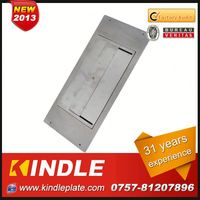 oem metal candle moulds kindle with 31 Years Experience