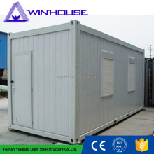 20ft assemble container home / prefabricated house