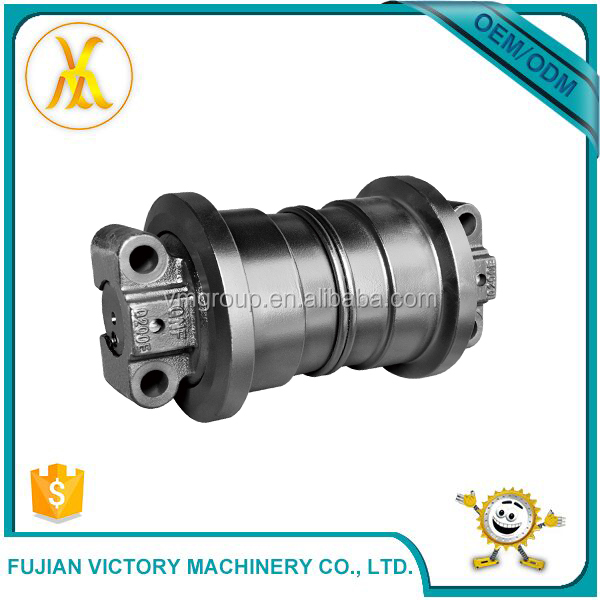 R200 Bulldozer Track Roller Assembly For Popular Excavator