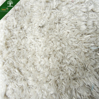 New Wholesale Autumn And Winter Shaggy Short Pile By Yard Polyester Grey Roll Sheep Fur Velvet Fabric