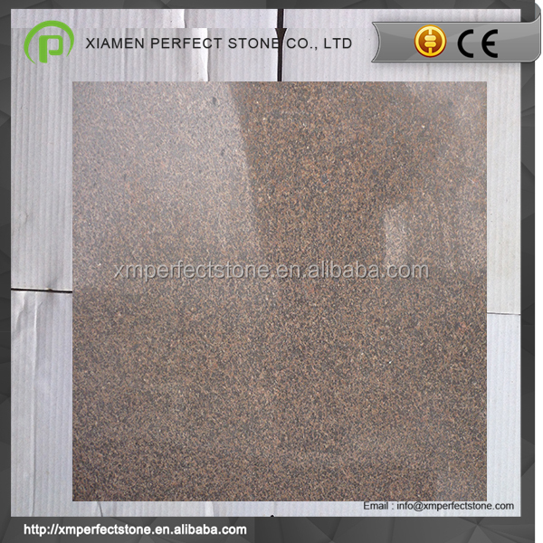 Wholesale Customized China Iundra Brown Granite