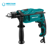 POWERTEC 710/810W 13mm Electric Impact Drill,home improvement power tools