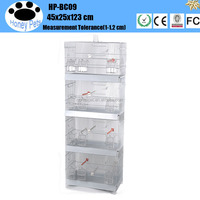 wholesale equipment budgie rat breeding bird cage.