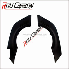 wheel eyebrow for BMWW E82 E88 120I 130I Tunning to 1series RZS Style wide bodykit