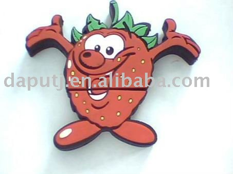 16GB fruit usb memory for gift promotion with cheap price!