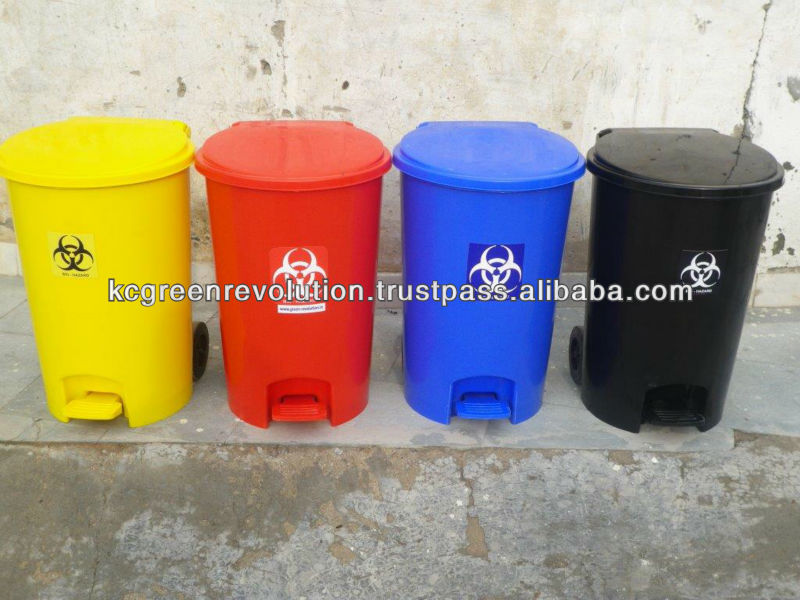 Foot Pedal Dustbins Manufacturer in India
