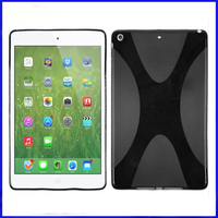 High Quality For IPad Air X Wave TPU Gel Tablet Case Hot Selling