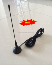 Indoor digital car tv ISDB-T antenna with rg174 cable