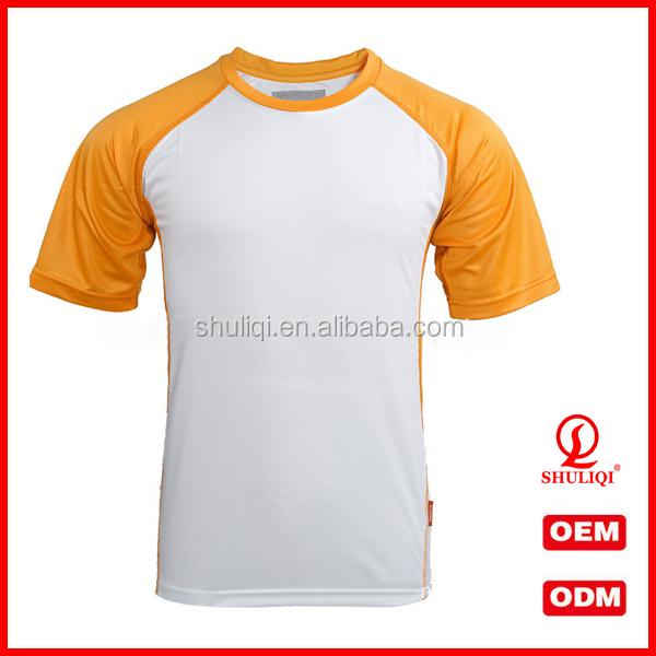 2015 custom made raglan short sleeve baseball style can for T shirt tags wholesale