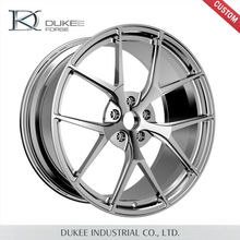 Silver Replica Forged Wholesale Promotional Alloy Wheels Smart Fortwo
