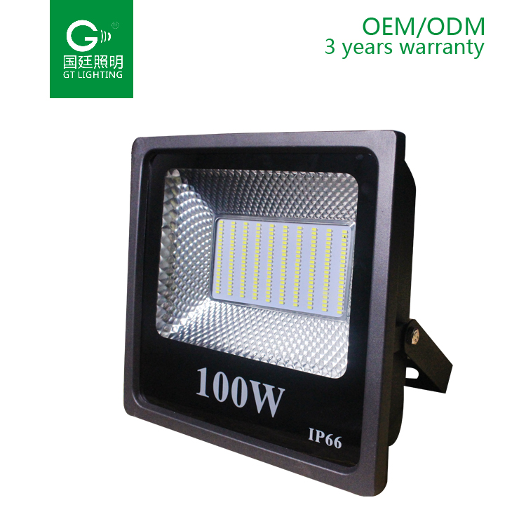 Hot sale 10w 30w 50w 70w 100w 150w 200w outdoor smd 100W led flood light