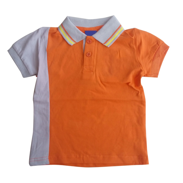 2015 Hot Sale Kids Polo Shirts Fashion Style Size 100-140 cm Short Sleeve Boys Cotton Shirts Top Quality Children Summer Clothes
