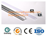anodized aluminium led profile as per customer's drawings or samples