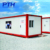 Hot sale economical flat pack Container House For Social Housing Projects /office/ living room