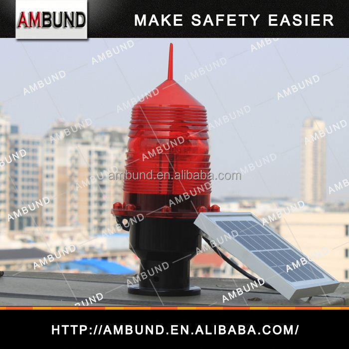 Best price nylon lantern of safety light and obstruction light manufactured by professional LED light factory
