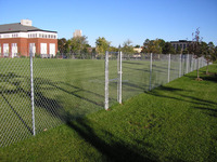 Decorative Chain Link Boundary Fence Netting (27 years manufacturer)
