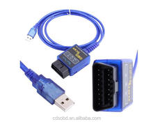 Wholesale Best Selling ELM 327 USB ELM327 V1.5 OBD2 / OBDII Auto Diagnostic Scanner