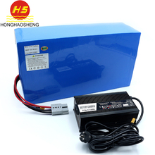 Rechargeable 72v 15ah lithium ion car battery 18650 72v li-ion battery pack for electric vehicle