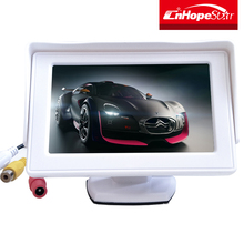 wall mount Manufacturer 4.3 inch tft lcd car parking monitor
