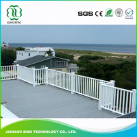 Waterproof Outdoor Flooring Wpc Wood Plastic Composite Board