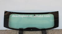 CAR BACK WINDSHIELD AUTO GLASS FROM GUANGZHOU