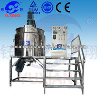 JBJ industrial Chemical mixer agitator detergent production equipment machine to make liquid laundry detergent