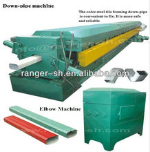 Round Steel Tube /Rainspout Roll Forming Machine