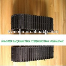 Rubber track for ATV/SUV/UTV/rubber track undercarriage