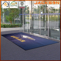 Commercial Carpet Outdoor Rubber Backed