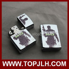 Promotion high quality smart lighter, print your own name on it