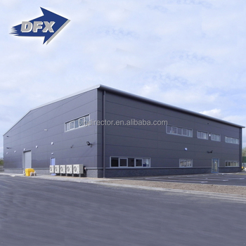 China Low Cost Cheapest Prefabricated Light Steel Structure Prefab Warehouse For Sale