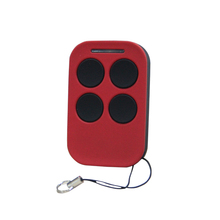 Wireless gate remote control universal transmitter 4 Channels RF rolling code HCS301 JJ-RC-SM12
