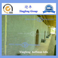 Low investment!!!Hybrid hoffman kiln for firing clay bricks,kiln for clay brick production!!!