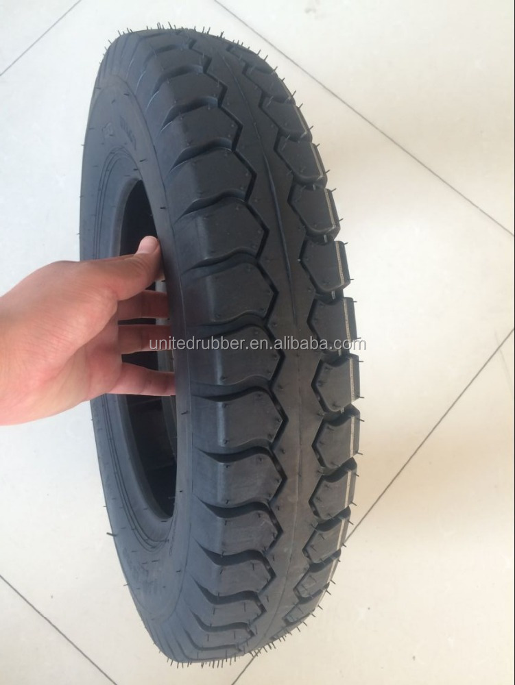 New products 5.00-12 three wheel motorcycle tires
