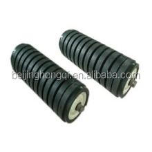 Chinese Manufacturer Conveyor Rubber Impact Roller